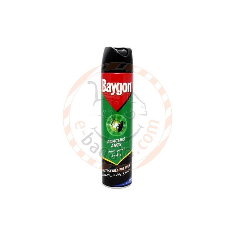 Baygon Roachs And Ants Killing Spray 400Ml