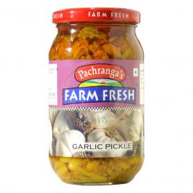 F/F Garlic Pickle 400G