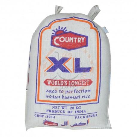 Country Xl Basmati Rice 20Kg