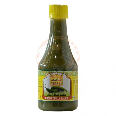 Shahi Green Chilli Sauce 200G