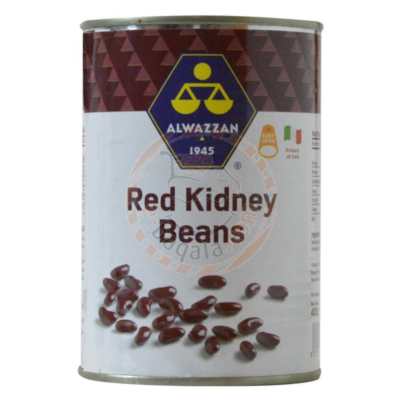 Alwazzan Red Kidney Beans 400G