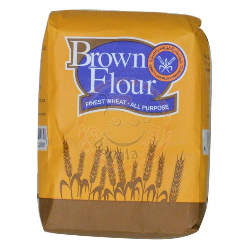 Kfmc Brown Flour 2Kg