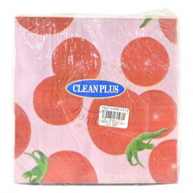 Clean Plus Blue Napkin 20P