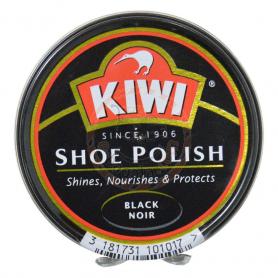 Kiwi Black Polish 50Ml