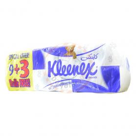 Kleenex Toilet Roll [9+3] 1Pkt