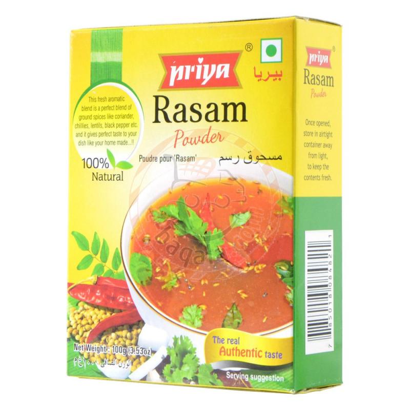 Priya Rasam Masala 100G
