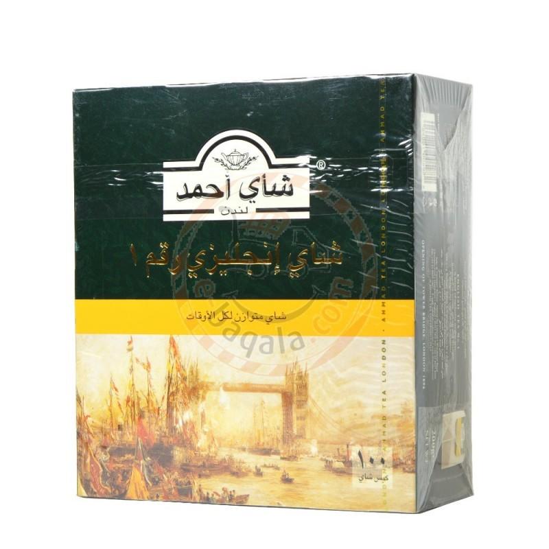 Ahmad Tea Bag 100b
