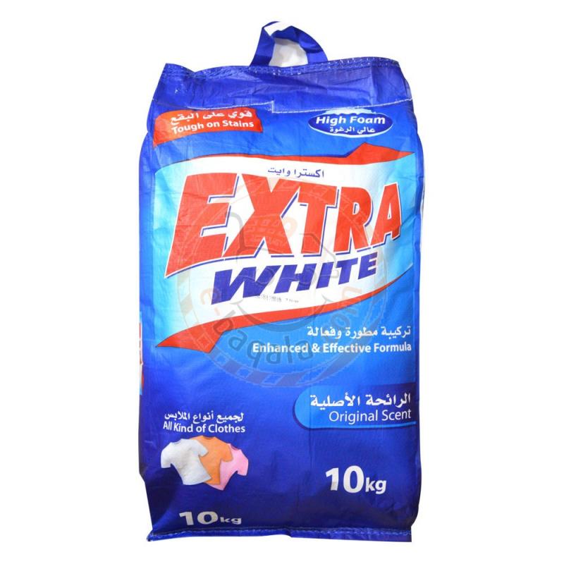 Extra White Washing Powder 10Kg