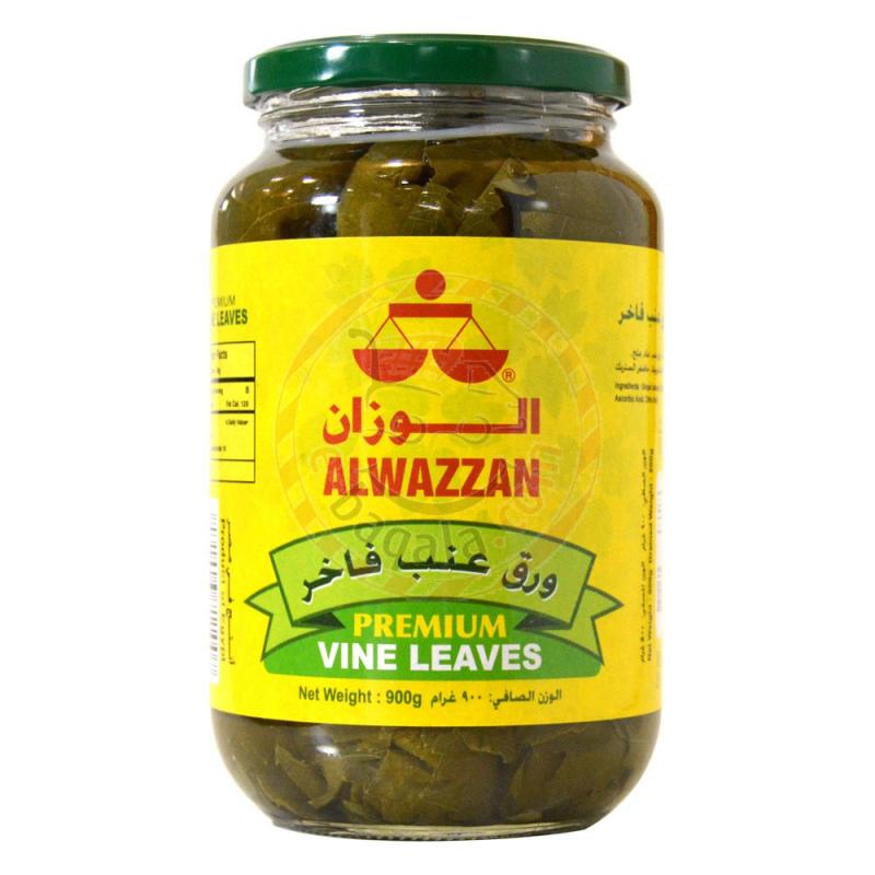 Alwazzan Grape Leaves 900G