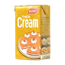 Kdd Gold Thick Cream 125Ml