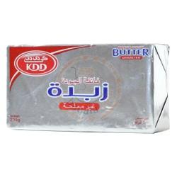 Kdd Unsalted Butter 200G