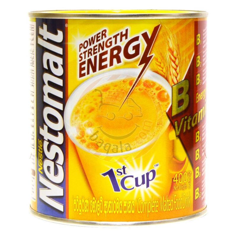 Nestomalt Energy Drink 400G