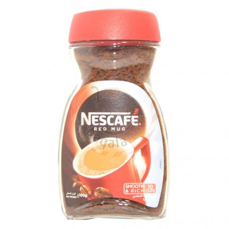 Nestle Red Mug Coffee 100G