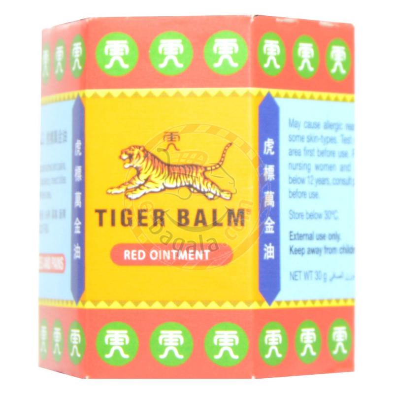 Tiger Red Balm 30G