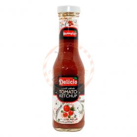 Delicio Tomato Ketchup 340G