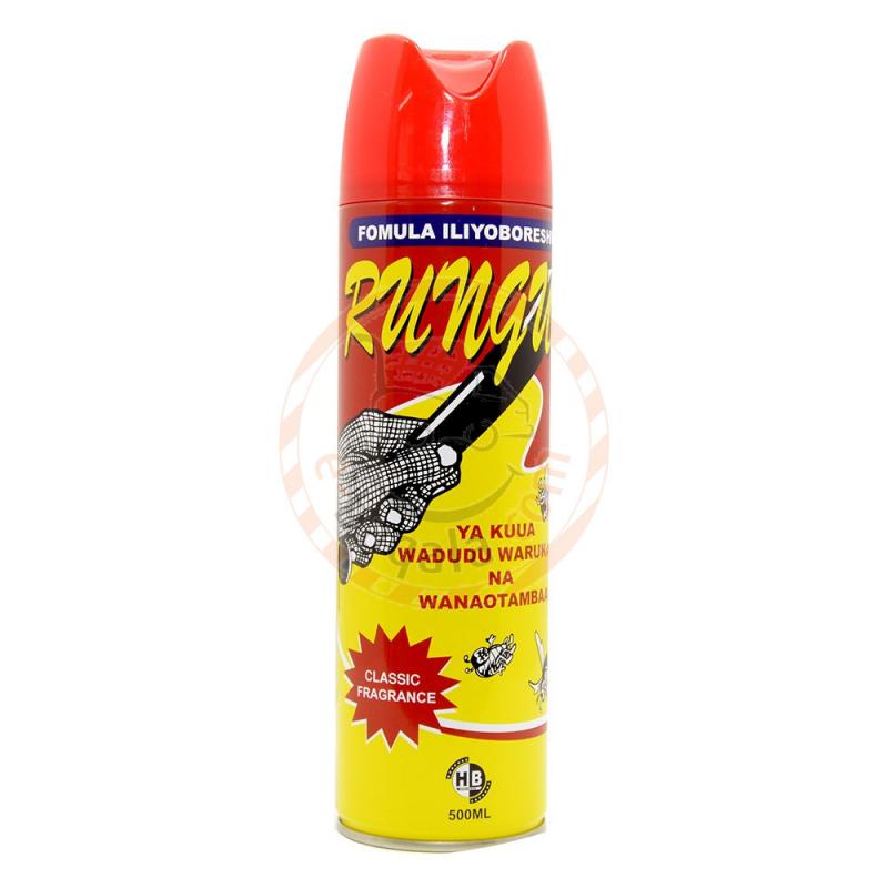 Kwik Rungu Insect Killer 500Ml