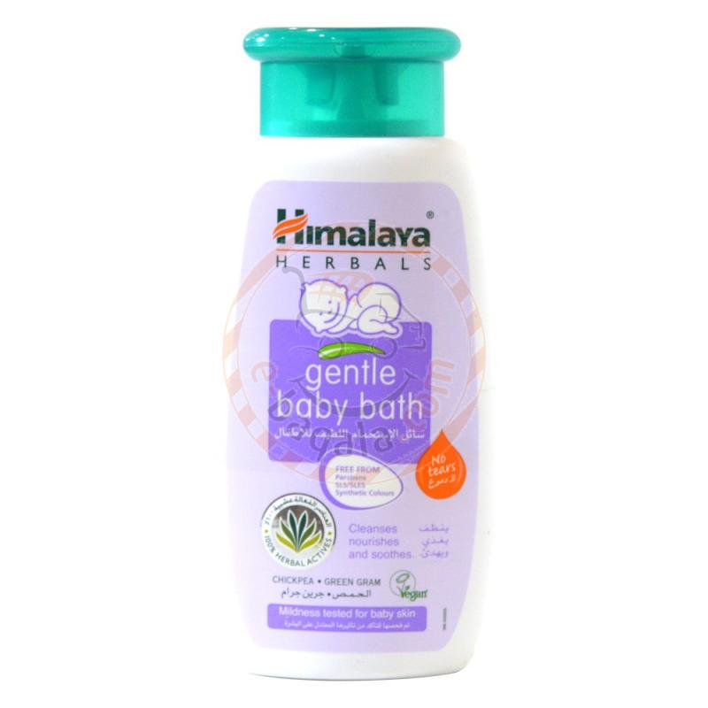 Himalaya Herbels Chickpea And Green Gram Baby Bath Lotion 200Ml