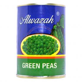 Alwazah Green Peas 400G