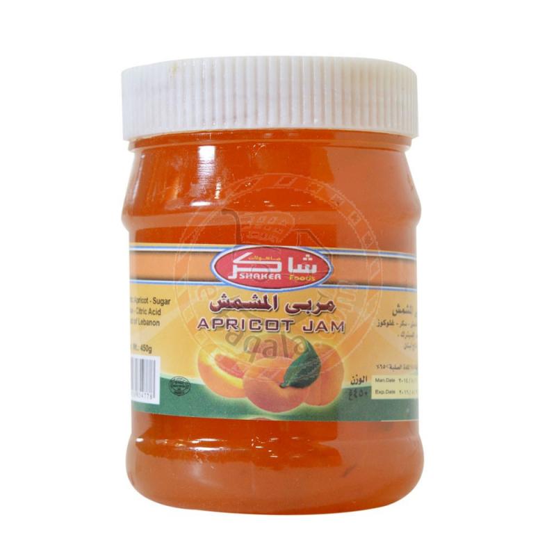 Shaker Apricot Jam 450G