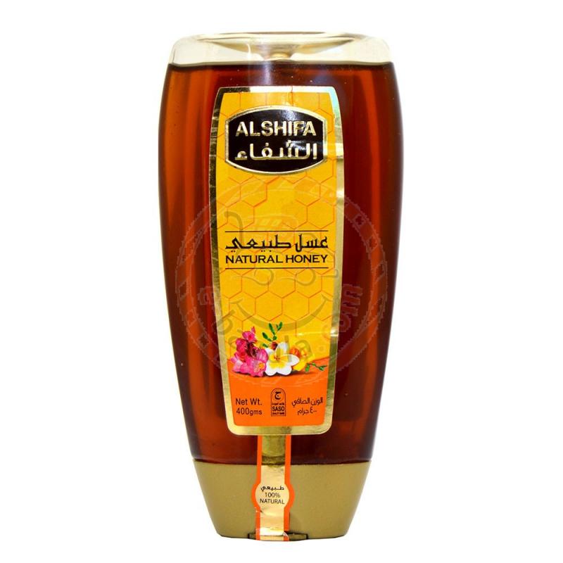 Alshifa Natural Honey 400G