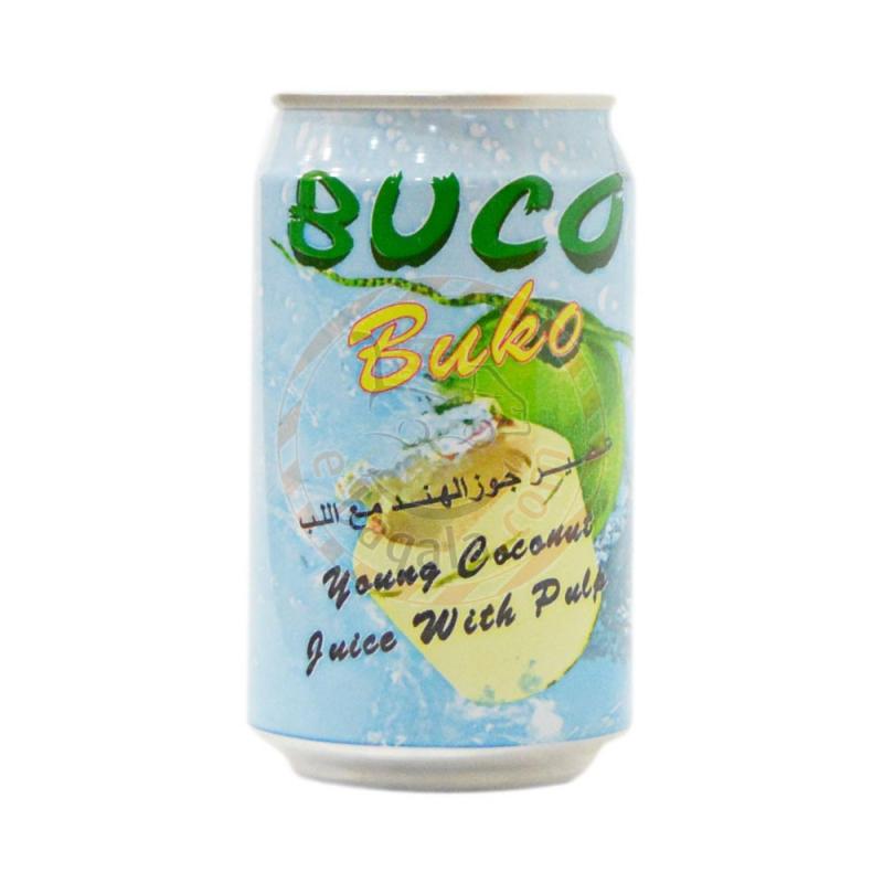 Buco Coconut Pulp Drink 310Ml