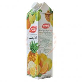 Kdd Cocktail Juice 1L