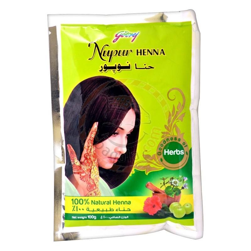 Godrej Nupur Henna 100g
