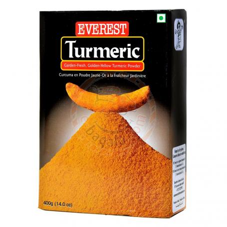 Everest Turmeric Powder 400G