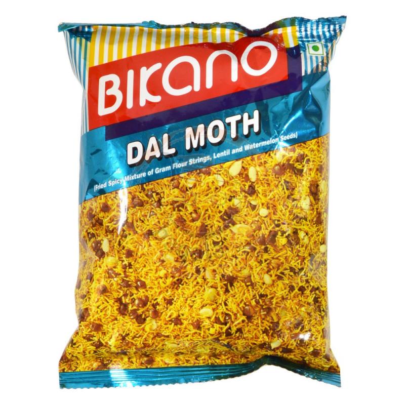 Bikano Moth Dal Farsan 200G