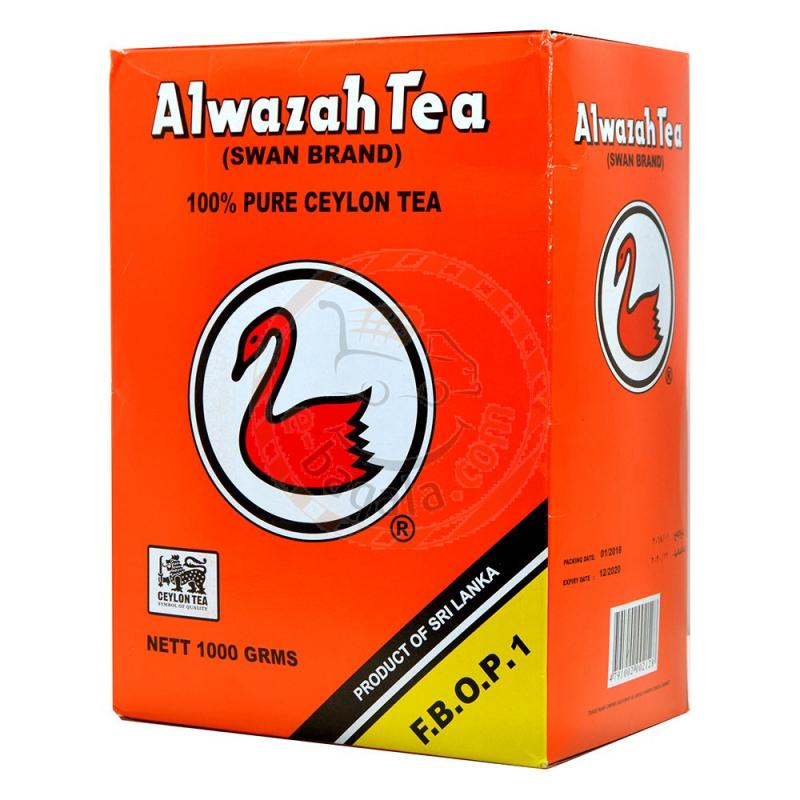 Alwazah Black Tea 1000G