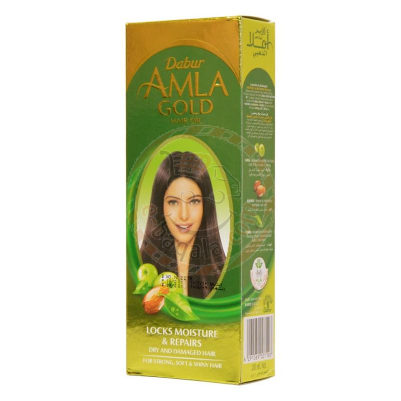 Dabur Amla Gold Hair Oil 200Ml