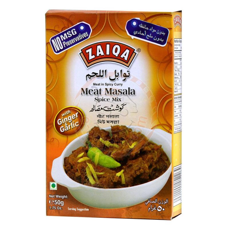 Zaiqa Meat Masala 50G