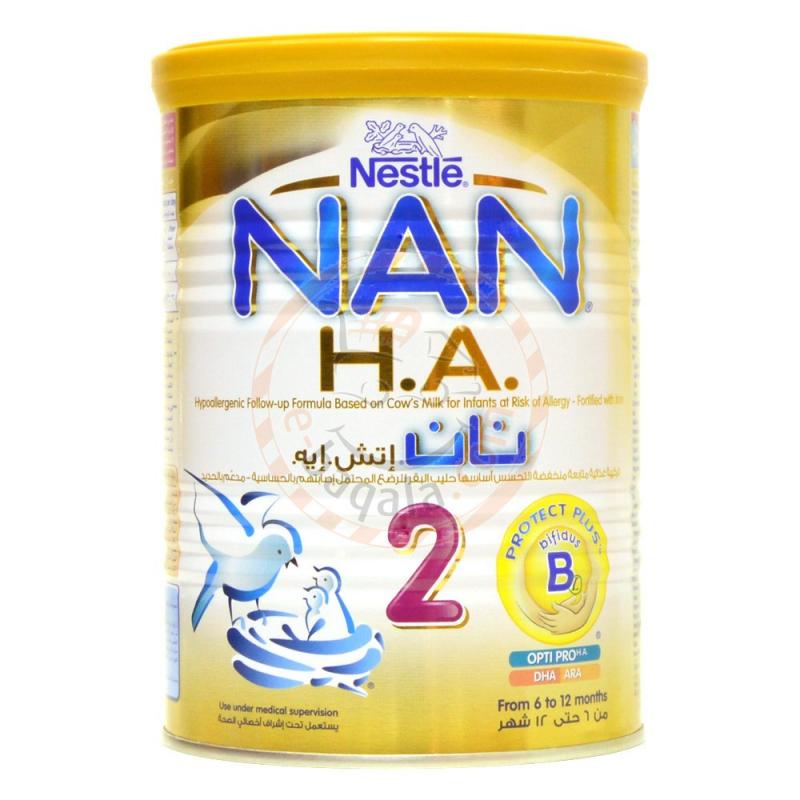 Nestle 2 6-12 Ha Nan Milk Powder 400G