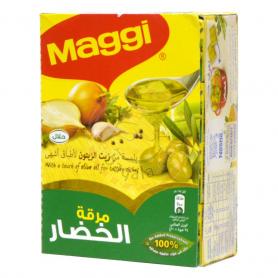 Maggi Vegetable Stock 528G