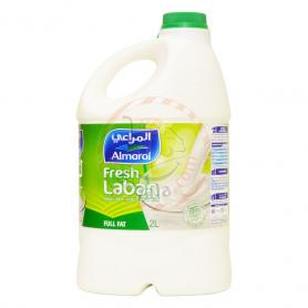 Almarai Full Fat Fresh Laban 2L