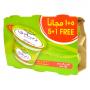 Nada Full Cream Plain Yoghurt 170G X 6P