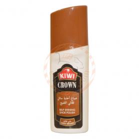 Kiwi Light Brown Polish 75Ml