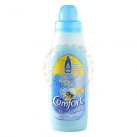 Comfort Sprng Dew Blu Fabric Softner 1L