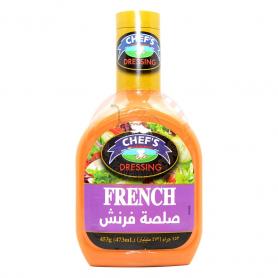 Chef French Salad Dressing 453G