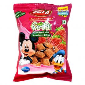 Euro Strawberry Magic Funfill 25G