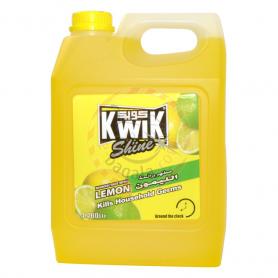 Kwik Lemon Pine Cleaner 4.4L