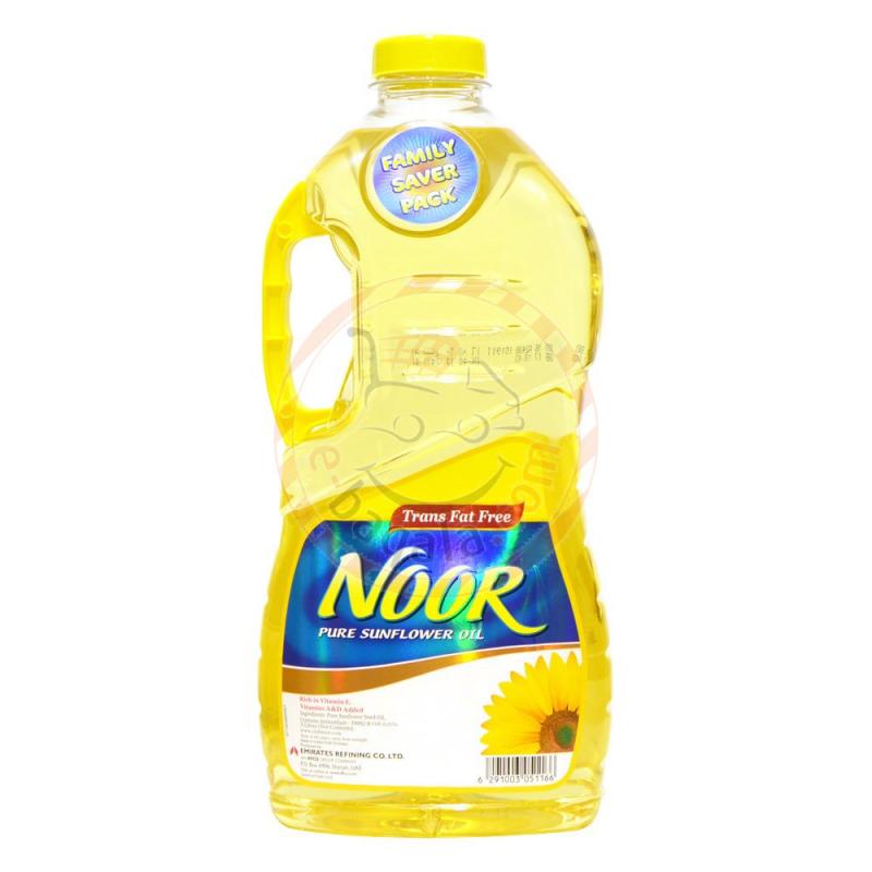 Noor Sunflower Oil 3L