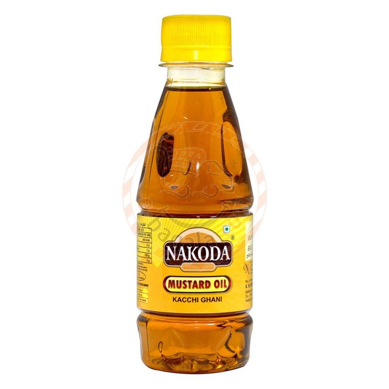 Nakoda Mustard Oil 200Ml