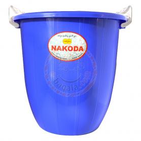 Nakoda 50 Turbo Homo Round Drum W-Lid 1Pcs