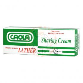 Caola Leather Shaving Cream 85G