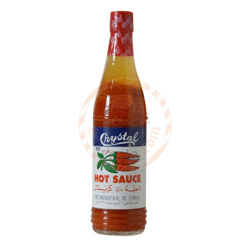 Crystal Hot Sauce 176Ml