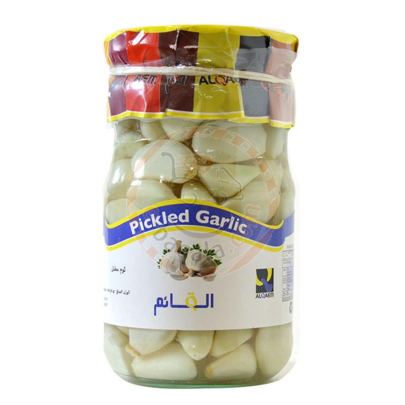 Alqaem Pickled Garlic 680G