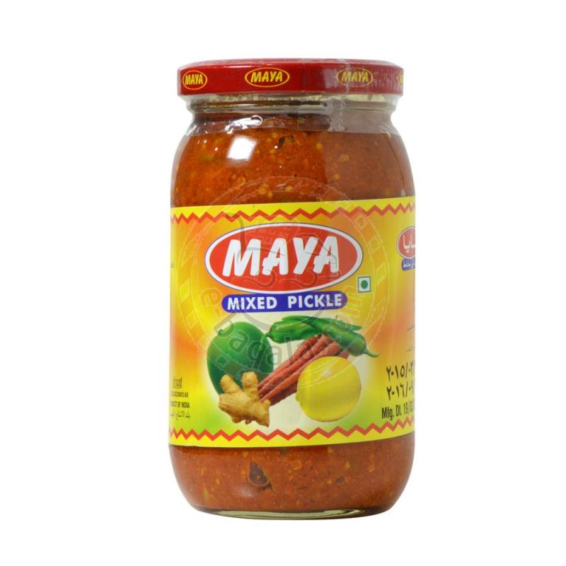 Maya Assorted Pickle 400G