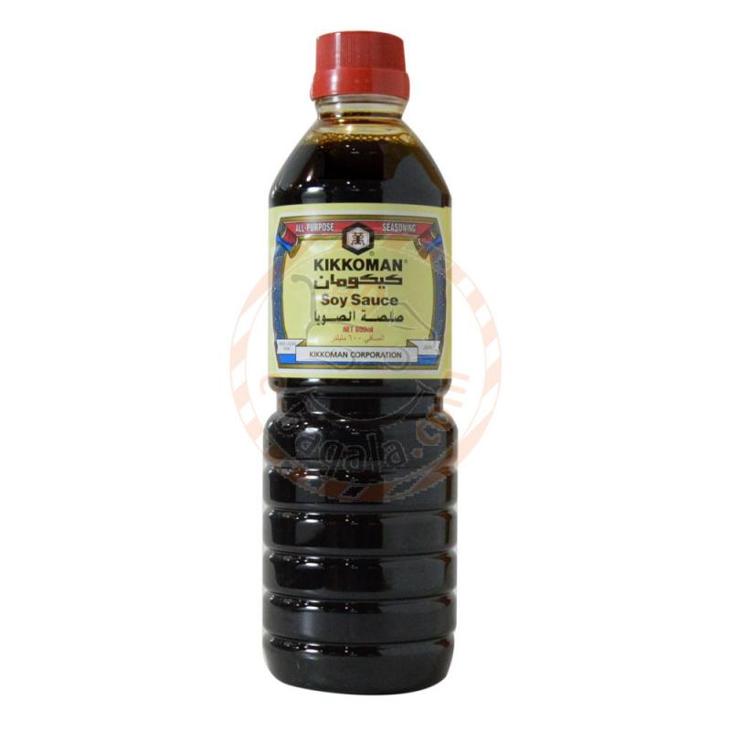 Kikko Man Soya Sauce 500Ml