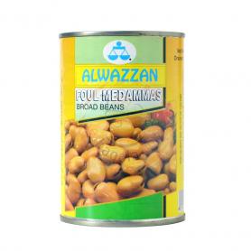 Alwazzan Broad Beans Foul Mudammas 400G